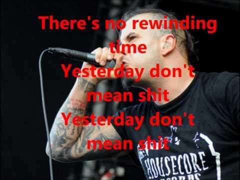 Pantera - Yesterday Don't Mean Shit + Lyrics HD
