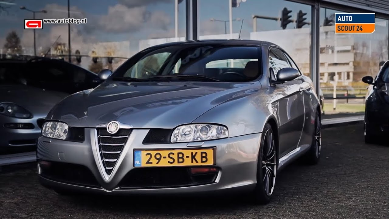 alfa romeo gt -2004-2010- buyers review - youtube