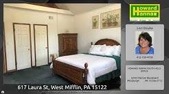 617 Laura St, West Mifflin, PA 15122