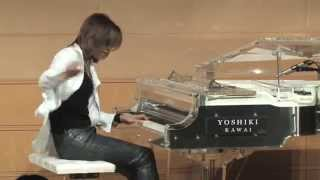 2014年4月「YOSHIKI CLASSICAL WORLD TOUR」日本記者會演奏片段2014年6...