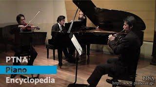 "Brahms: Horn Trio, Op.40 Mov.III ""Adagio Mesto"""