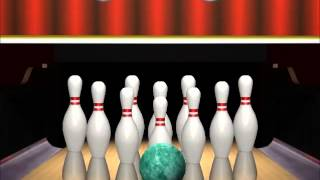 world class bowling gameplay