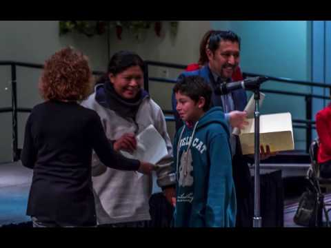Los Angeles Mission College Honors Ceremony - Dec. 2, 2016