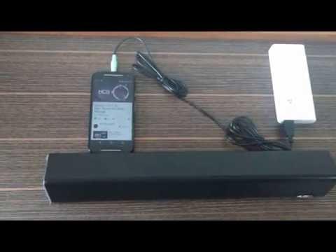 F&D E200 Soundbar Speaker System || UNBOXING & Review