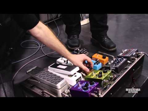 Dunlop Bass Pedals: NAMM 2012 Product Showcase