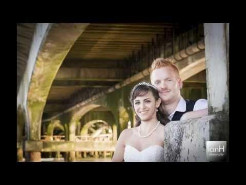 Dorset wedding photographer - Hannah and Gordon