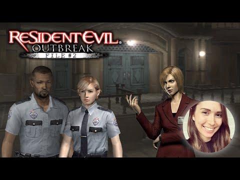 [ Resident Evil Outbreak: File #2 ] Desperate Times - Part 8