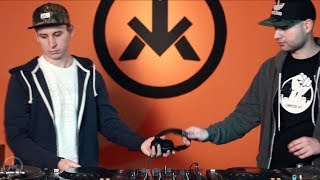 Sub Movement TV - DJ MADD b2b MATT-U in the mix part 1