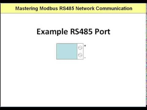 RS485 Physical Connections