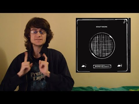 Kraftwerk - Radio-Activity (Album Review)