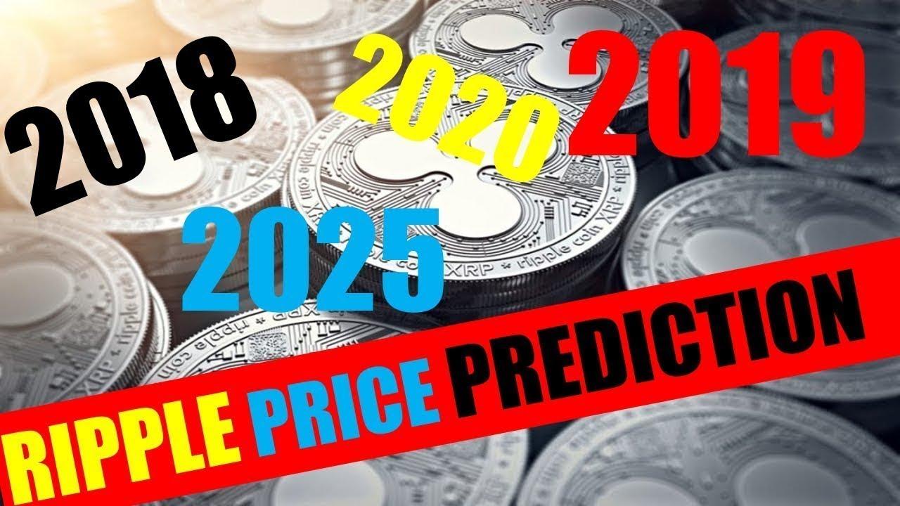 Ripple Price Prediction 2018, 2019, 2020, 2025 _ XPR Prediction Future  Investment