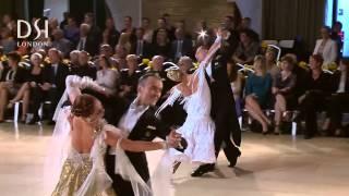 Amateur Ballroom Foxtrot - Freedom to Dance 2014