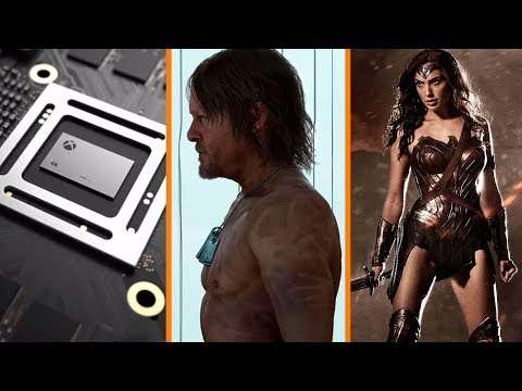 MORE Scorpio Price Rumors + NEW Death Stranding Hints? + Wonder Woman Breaks Records - The Know