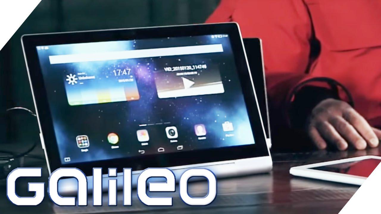 Wie billig darf ein Tablet sein? | Galileo Lunch Break