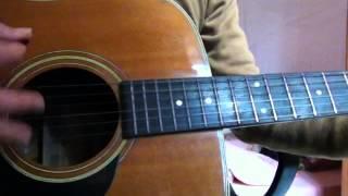 wait -  oringchain guitar cover