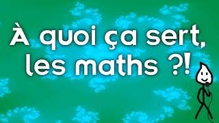 Скачать À Quoi ça Sert Les Maths Ft Internet