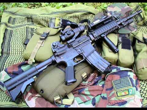 Top 10 vũ khí bộ binh mạnh nhất thế giới