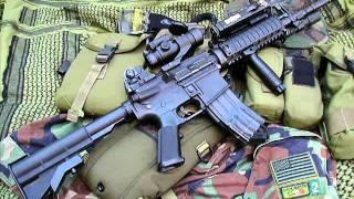 Repeat youtube video Top 10 vũ khí bộ binh mạnh nhất thế giới