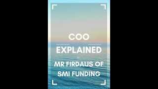 COO BY SMIFUNDING