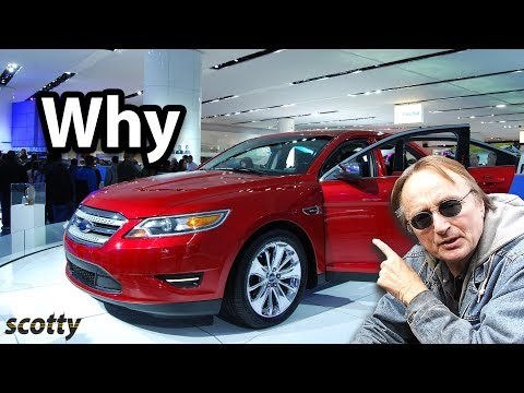 Why Ford Stopped Making Cars, What Went Wrong