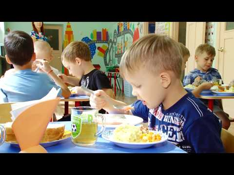 Питание в детских садах. Саратовская область.