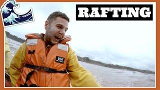 RAFTING SUR DE L'EAU BRUNE | PL Cloutier
