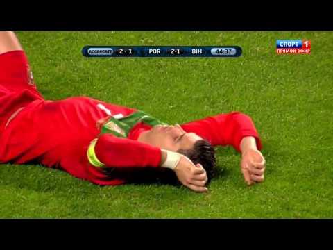 Cristiano Ronaldo vs Bosnia Herzegovina H 11 12 HD 720p