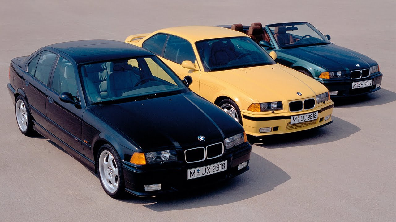Should You Buy A Subaru BRZ Or An E36 BMW M3? -- AFTER/DRIVE - YouTube
