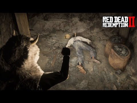 El secreto de la mina de Big Valley - Red Dead Redemption 2 - Jeshua Games thumbnail