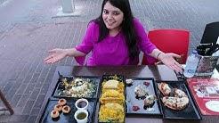 Chaat Bazaar In Dubai Serves Sev Puri Tacos & Batata Vada Pizza | Curly Tales