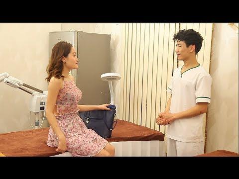 Moxa Massage (Moxibustion) Therapy 💝Traditional Chinese Medicine thumbnail