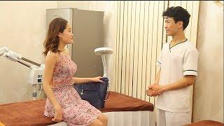 Video Moxa Massage (Moxibustion) Therapy 💝Traditional Chinese Medicine download MP3, 3GP, MP4, WEBM, AVI, FLV November 2018