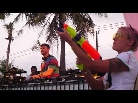 Patrick Topping - Be Sharp Say Nowt Live at EPIZODE Paradise, Phu Quoc Island
