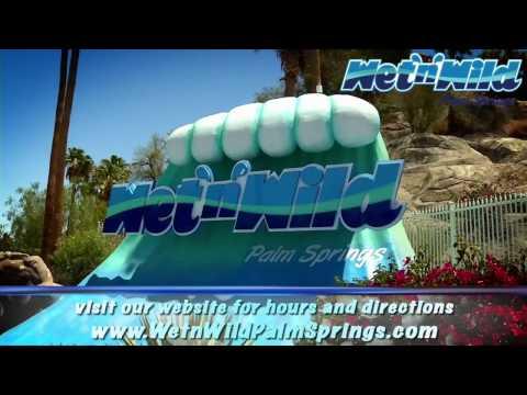 Wet n' Wild Water Park - Palm Springs
