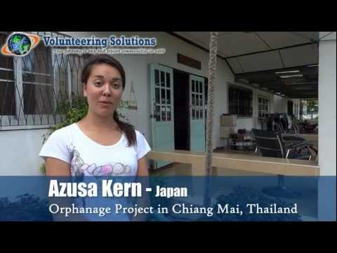 Volunteering in Thailand - Volunteering Solutions Chiang Mai Volunteer