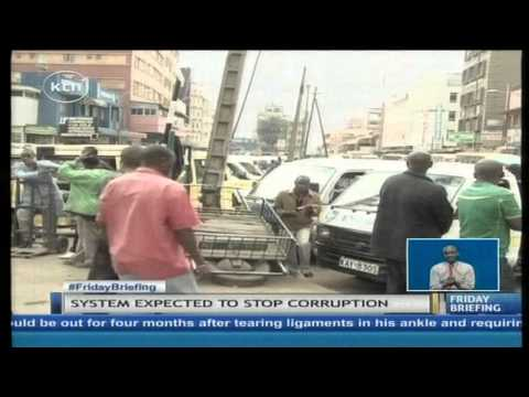 KTN Friday Briefing Full Bulletin 25. 07. 2014 (Nelson Marwa accuses ODM of violence)