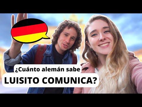 APRENDIENDO ALEMÁN POR LAS CALLES DE BERLÍN | LuisitoComunica y AndyGMes