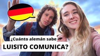 Enseño ALEMÁN a LUISITO COMUNICA en Berlín | AndyGMes thumbnail