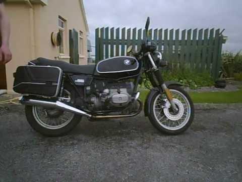 bmw r65 1981 - youtube