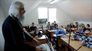 Урок по экологии. Смоленский храм г. Ивантеевки