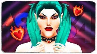 "ДАША РЕЙН - ПЛАСТИЧЕСКИЙ ХИРУРГ?! - The Sims 4 ЧЕЛЛЕНДЖ - ""Ugly to Beauty"", #25 ✖"