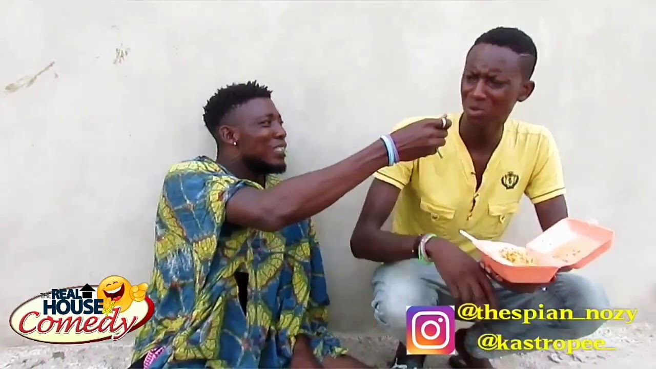 Download Waploaded com The RESTAURANT Real House Of Comedy Nigerin Comedy