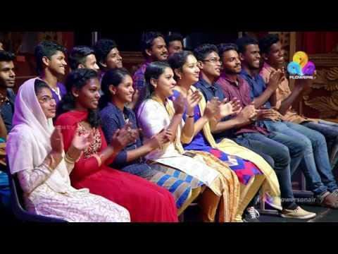 Tharapatham chedoharam,  amazing  performance  cover by Rajesh Cherthala.