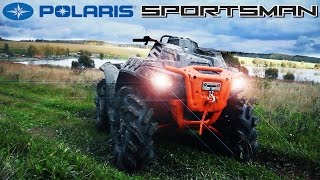 видео Квадроциклы: Polaris General 1000 EPS Velocity Blue. В своей нише