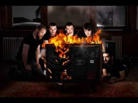 KARNIVOOL's Mark Hosking Discusses New Album, Songwriting, European Tour, (2013)