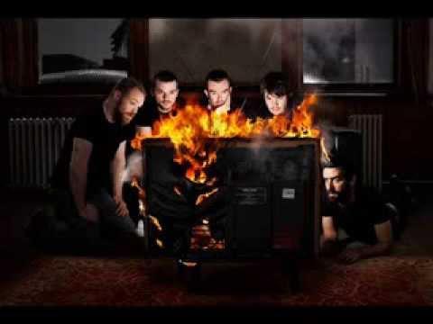 KARNIVOOL's Mark Hosking Discusses New Album, Songwriting, European Tour, (2013)