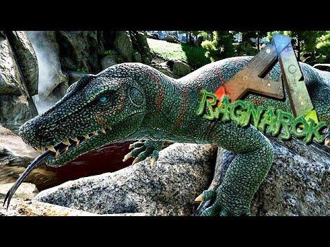 ARK Ragnarok Gameplay German - Dschungel Dungeon Suche