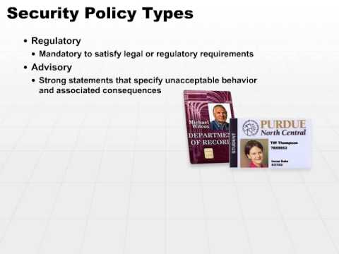 05 Security Policy Types Part2