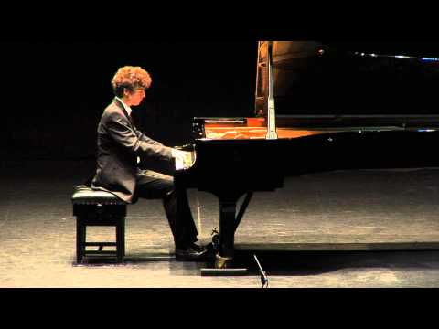 Alexander Ullman - Winner - Piano Section - & Overall Winner