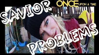 Savior Problems from OUAT SPOOF (emma, regina, mary margaret)
